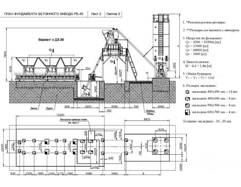 Бетонный завод Рифей-Бетон-45